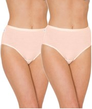 Sloggi Hikini 2 Pack Brief - Fresh Powder