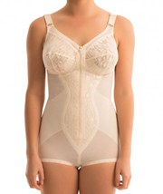 Triumph International Triumph Poesie Bodysuit - Fresh Powder