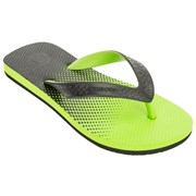 Olaian TO 500 Boy's Flip Flops Apple Green
