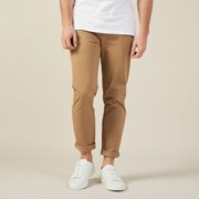 French Connection (Fcuk) REGULAR FIT CHINO PANT TOBACCO