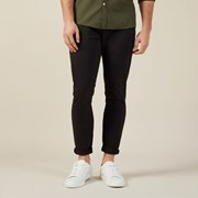 French Connection (Fcuk) SLIM FIT CHINO PANT BLACK