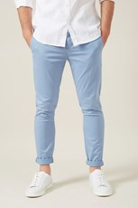 French Connection (Fcuk) SLIM FIT CHINO PANT POWDER BLUE