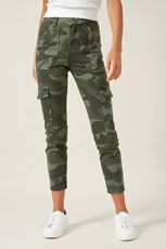 French Connection (Fcuk) UTILITY CARGO PANT CAMO