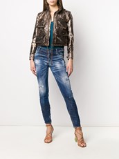 Dsquared2 Cool Girl cropped jeans - 14768726