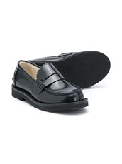 Montelpare Tradition TEEN Jasper penny loafers - 14579438