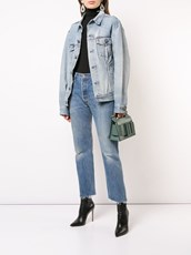 Re/Done faded boyfriend jeans - 13474702