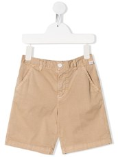 Il Gufo fitted chino shorts - 15233605
