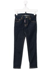 Dsquared2 straight leg jeans - 14185278