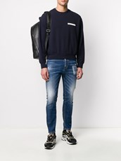 Dsquared2 straight-leg boot cut jeans - 14701808