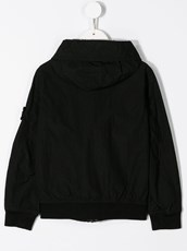 Stone Island zip-up hooded jacket - 15002870