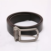 Giordano Basic leather belt 42 Brown