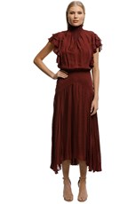 Pasduchas Juliette Midi Dress (Used)