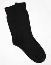 Kit Diamond Socks Black