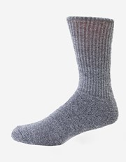 Kit Sport Crew Socks Charcoal