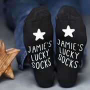 Solesmith Personalised Lucky Socks