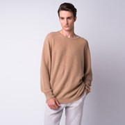 Cashmerism Poet feather light cashmere crew top