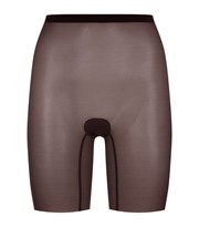 Wolford Sheer Touch Control Shorts black 4067