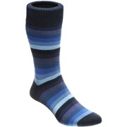 Herring Cuthbert Sock Navy Multi