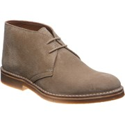 Herring Dune rubber-soled desert boots Sand Suede