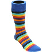 Herring Erbert Sock Blue Multi
