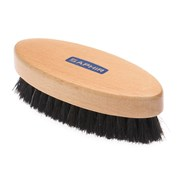 Saphir Oval Brush Dark Bristle