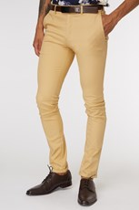 Jack London Beige Skinny Chino