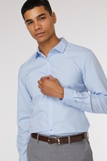 Jack London Blue Formal Shirt