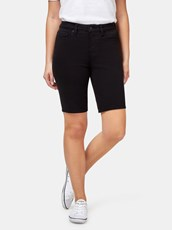 Jeanswest Tully Knee Length Short Black