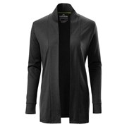 Kathmandu Core Spun Merino Blend Women's Cardigan Black
