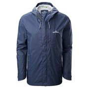 Kathmandu Trailhead Men's Rain Jacket Midnight Navy