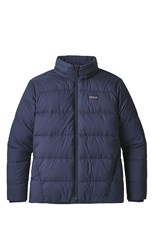 Patagonia M's Silent Down Jacket Navy