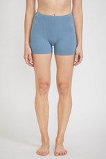 Pansy Stretch Shorts Azul