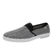 Rivieras Mods Skate Lite Shoes BLK-WHT