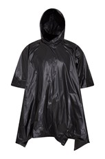 Mountain Warehouse Waterproof Poncho Black