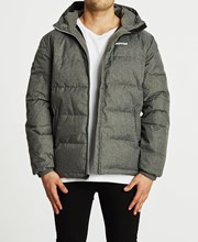 Huffer Puffer Jacket Herringbone Grey
