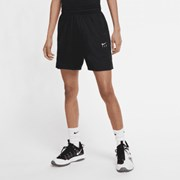 Nike Swoosh Fly Women's Basketball Shorts Black/White
