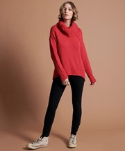One Teaspoon THICK PURE ROLL NECK SWEATER 22533A