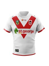St George Dragons Home Jersey 2018