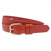 British Belt Company Ladies Tamsin 25mm Leather Jeans belt