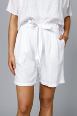 The Shanty Corporation Dickens Shorts - White