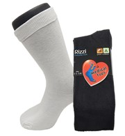 Rizzi Pure Cotton Medical Top Dress Sock