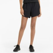 "Puma Favourite Woven 5"" Women's Running Shorts Puma Black"