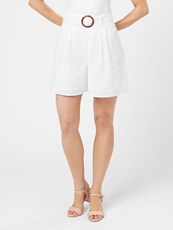 Review Oceana Shorts WHITE