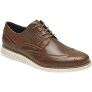 Rockport TOTAL MOTION SPORT DRESS WINGTIP HAZELNUT