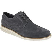 Rockport TOTAL MOTION SPORT DRESS WINGTIP WINTER SMOKE