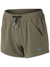 "Janji Women's 4"" Transit Tech Short Stingray"