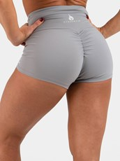 Ryderwear Animal Scrunch Bum Shorts Grey