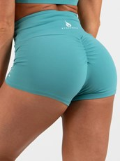 Ryderwear Animal Scrunch Bum Shorts Teal