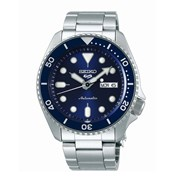 Seiko 5 SRPD51K Silver Stainless Steel Mens Watch
