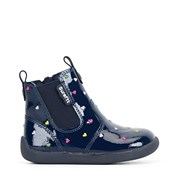 Surefit Mani Ii Boot Navy Heart